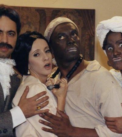 Ô COITADO - Sátiras de programa de TV - A Escrava Maura