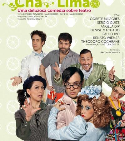 CHÁ COM LIMÃO (2012)